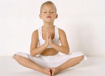 yoga niños