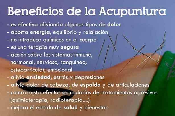 Mejora de senos con acupuntura