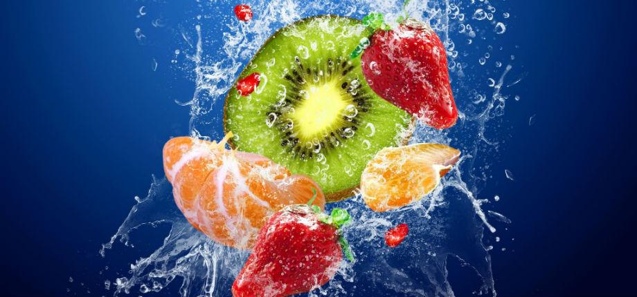 Verduras-y-agua