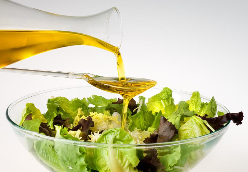 ensalada-verde-aceite-oliva
