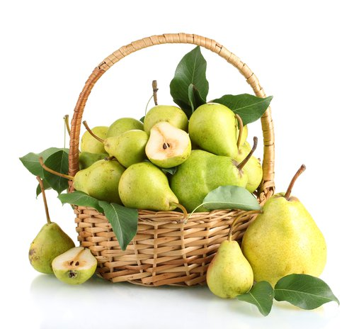 Peras-canasta