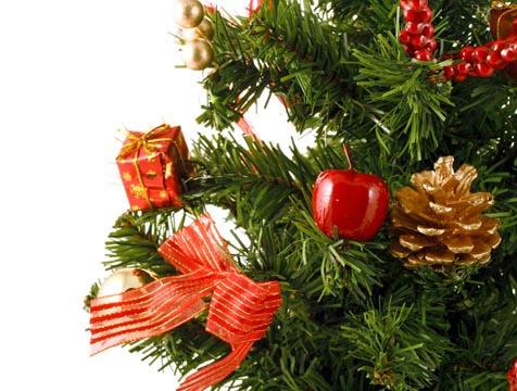 Consejos para una Navidad Ecolgica rbol natural artificial