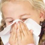 resfriado en niños