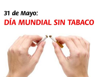 Día Mundial Tabaco