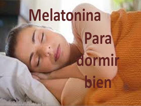 melatonina-para-dormir