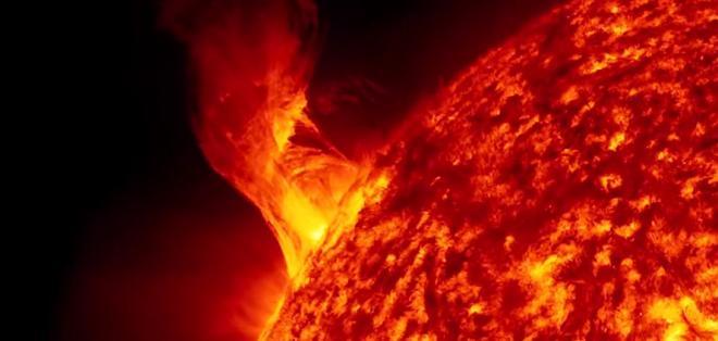 Se trata de 200 millones de imágenes del Sol, que permite desarrollar investigaciones científicas.