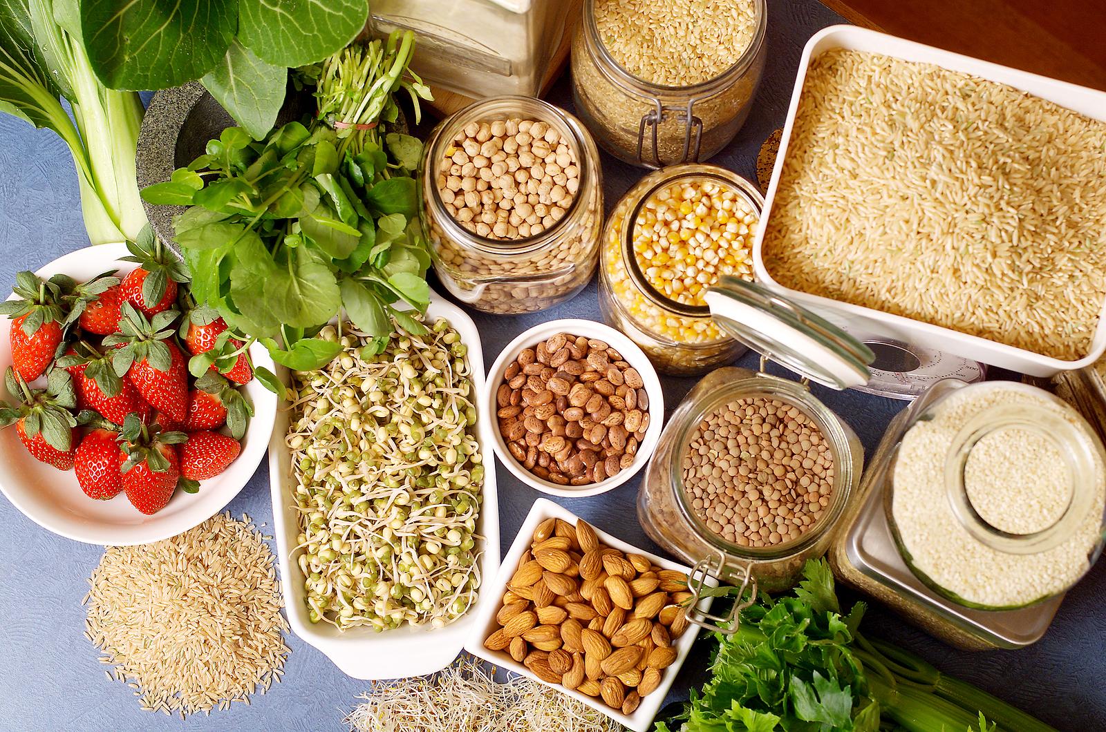 comida saludable y sus beneficios