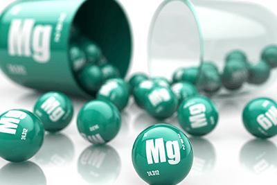 magnesio cápsulas y comprimidos de magnesio
