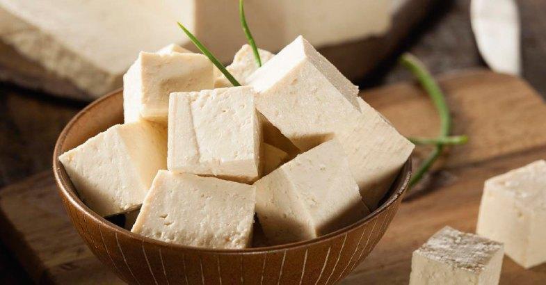 tofu queso vegetariano para recetas vegetarianas sin calorias ni grasas