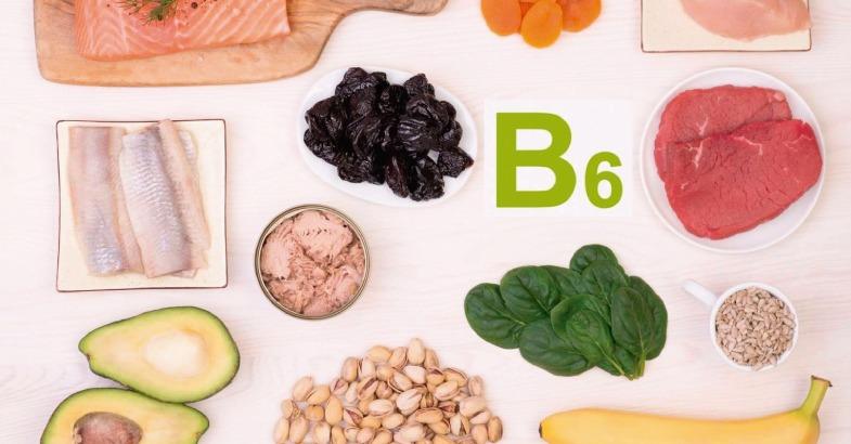 vitaminas b6 nutriente para alimentos que combaten el resfriado
