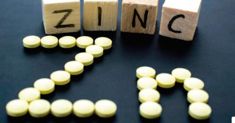 zinc mineral esencial para nuestro cuerpo, para qué sirve y cómo debemos tomarlo